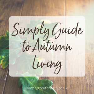 Simply Guide to Autumn Living