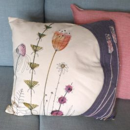 Cushion Workshop with Jo Hill