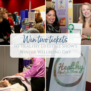 Win tickets to Healthy Lifestyle Show