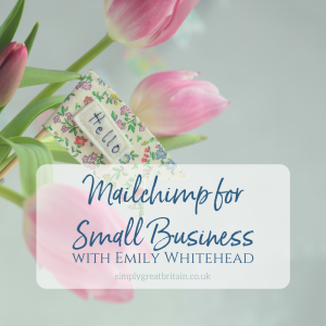 Mailchimp for small business workshop