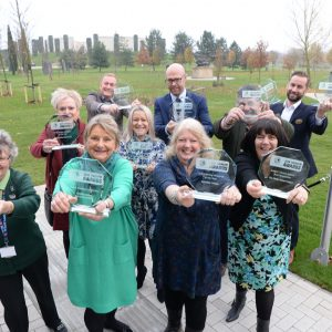 Staffordshire Tourism Awards 2018