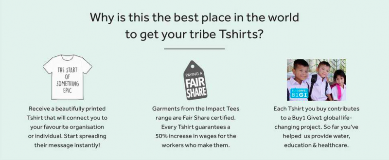 Tribe Store by T-Shirtify