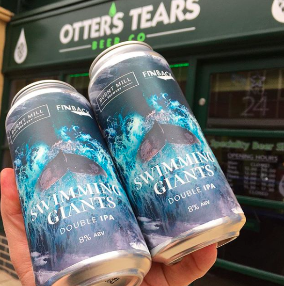 Otter's Tears Beer Co