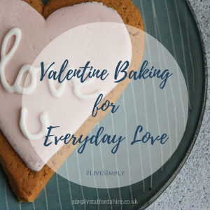 Valentine Baking Blog