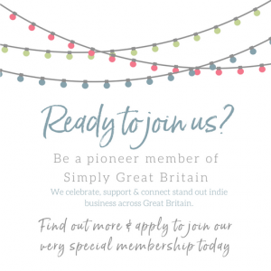 Join Simply Great Britain