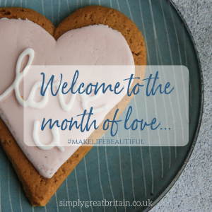5 ways to fill February with Love