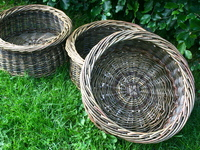 Basketmaking at Blithfield Willow