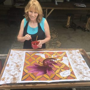 Feltworld Batik Courses