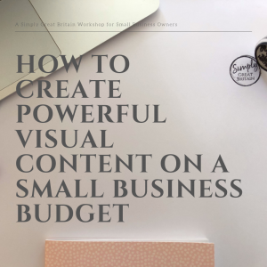 How To Create Powerful Visual Content On A Small Business Budget