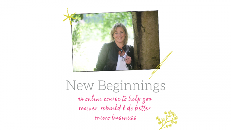 New Beginnings Course