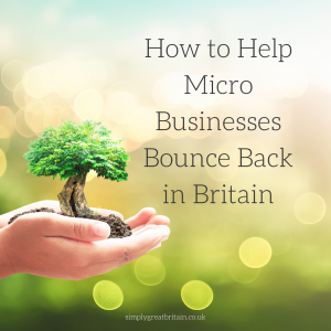 How to help Micro Businesses Bounce Back in Britain
