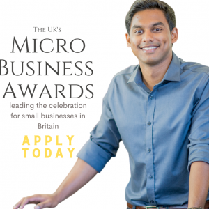 micro business awards UK