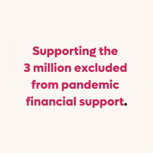 Supporting Excluded UK